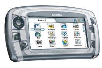nokia-7710 - nokia-7710. coolest multimedia device.