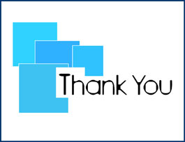 Thank you......................... - For the feedback.