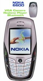 nokia  6600 - nokia best model 6600.its white clourebody and skin is big and sound quality is verry high.