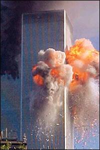 SEPTEMBER 11, 2001 TERRORIST ATTACKS ON WORLD TRAD - Terrorist attacks on America