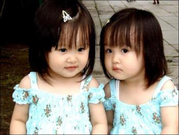 twins - cute