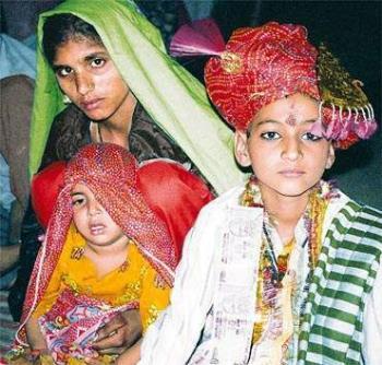 childmarriage - don't do children marriage