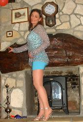 This is a picture of Zulya - Taken in our house in England