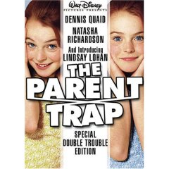 the parent trap - the parent trap