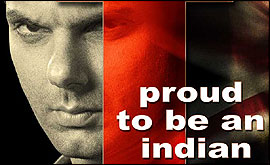 PROUD TO BE AN INDIAN - I AM PROUD BE AN INDIAN