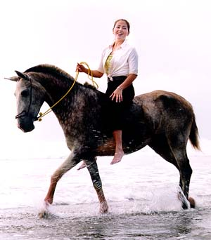 horse riding - do it
