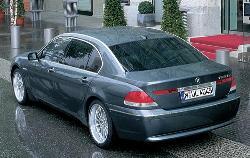 The BMW 760 Li - The BMW 760 Li