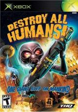 destroy all humans for x box - good game