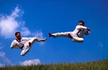 The Martial Art - Duel