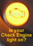 engine  - engine light