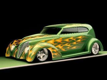 1939 Ford Sedan - 1939 Ford Sedan
