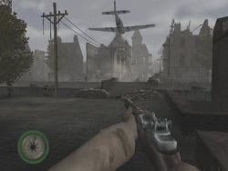 medal of honor - this pic is from the game medal of honor