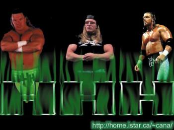DX - DX-Degenrationexx The best tag team in wwe
