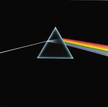 dark side of the moon - dark side of the moon - just one of my favorite albums!