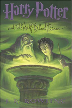 harry potter and the half-blood prince - harry potter and the half-blood prince