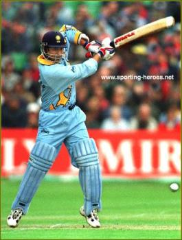 sachin tendulkar - he is the best bats man in the world