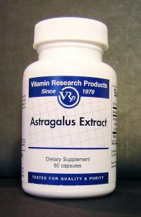 ASTRAGALUS EXTRACT - BOOSTS THE IMMUNE SYSTEM