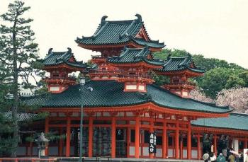One of beautiful temple in Japan - This is one of beautiful temple in Japan. Japan has a lot of temples, and they are so great! ugh...really wanna go there :)