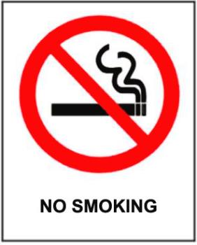 No smoking - No smoking