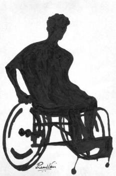 A Cripple - The future is a cripple