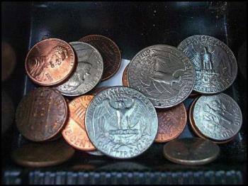 money - Money makes the world go round...