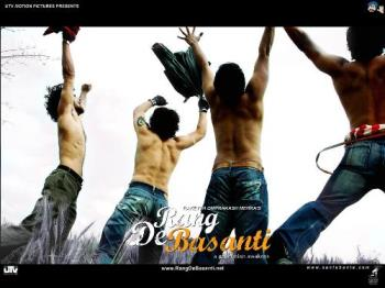 Rang de basanti - this pic is freely availabe on net and can be distributed freely