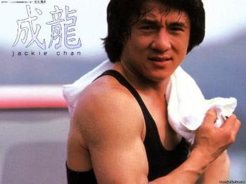 Jackie Chan - Chinese Kongfu star