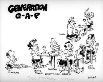 Generation Gap - Generation Gap