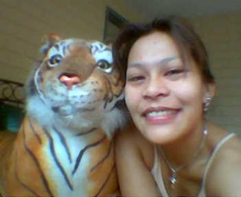 my tiger lily.. - my favorite stuff toy