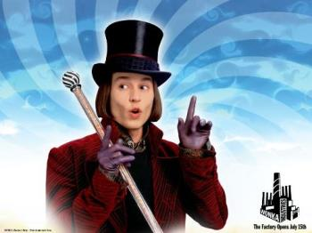 Willy Wonka - To live the life of Willy Wonka