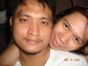 my Aldrin - it' sme and my husband