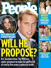 People Magazine - See the article in People Magazine about his lovelife.