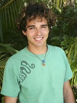 "Oscar ""Ozzie"" Lusth - Ozzie from Survivor cook Islands"