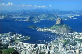 Rio de Janeiro - my loved city River of Janeiro.você sees the Bahia of guanabara