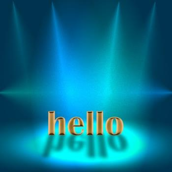 hello - hello
