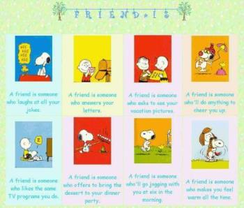 what is a friend? - what is a friend?