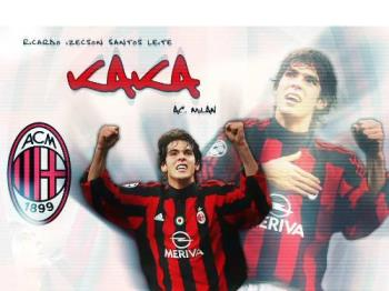 Kakà - AC Milan player Kakà