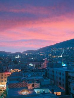Damascus-sunset - Damascus-sunset