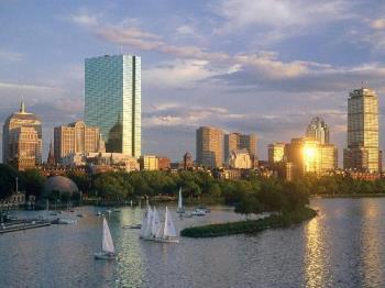 Back Bay, Boston, Massachusetts - Back Bay, Boston, Massachusetts