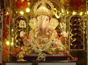 Dagdushet Ganapati.. - Its in Pune