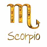 scorpio - my sign