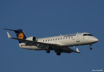 Lufthansa - Lufthansa plane