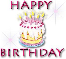 Birthday cake - Birthday wishes