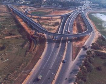 Hebbal Flyover, Bangalore - My Home Sweet home!