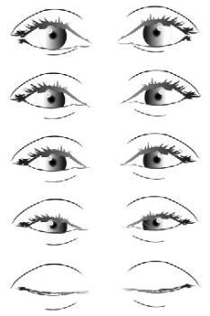 blinking eyes - blinking eyes