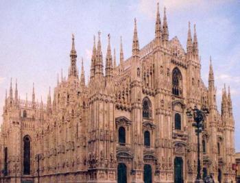 Milan - Dome of Milan