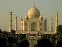tajmahal at Agra - Photographed at Agra