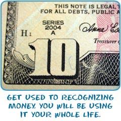 Mula - Ten dollar bill