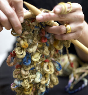 knitting - knitting
