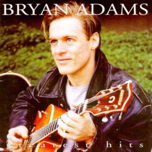 Bryan Adams - I got my first real six strings...